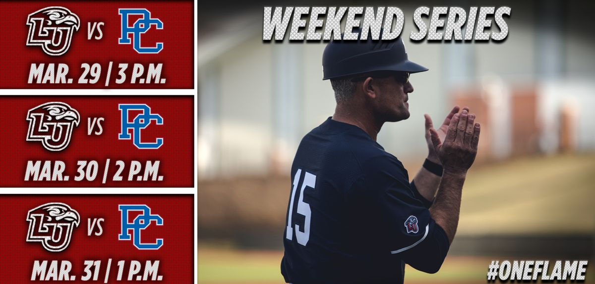 Liberty to Face Presbyterian in Big South Series, this Weekend