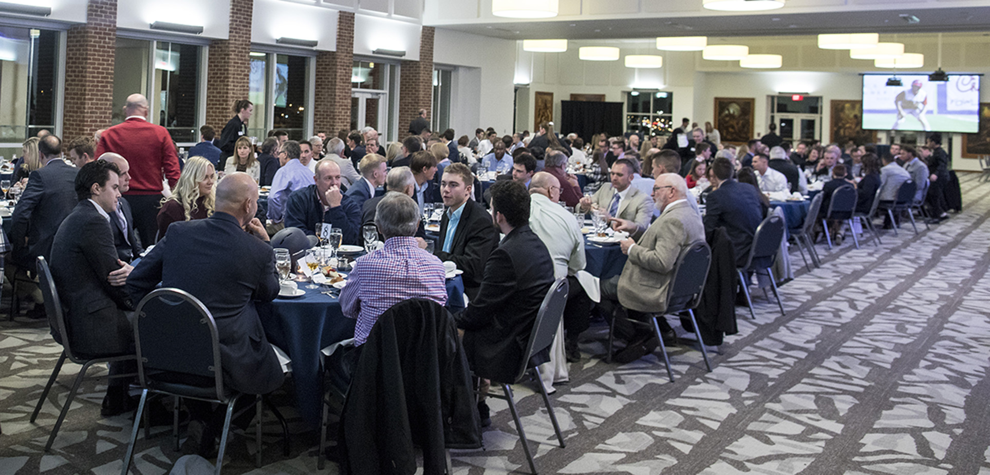 First Pitch Banquet Set For Feb. 7