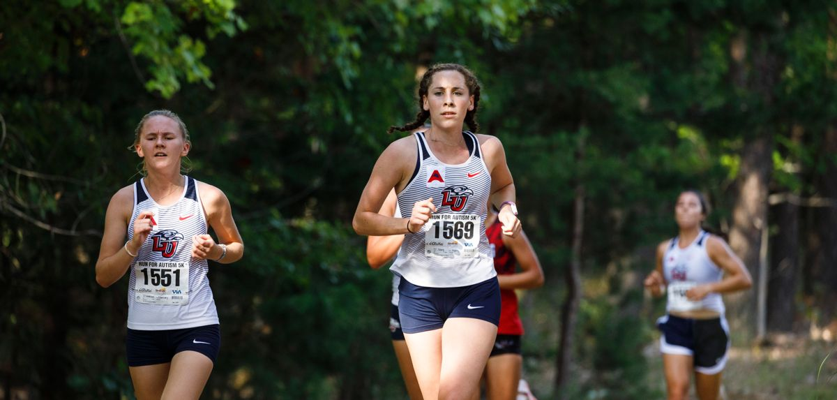 Kyley Sorg (1569) paced the Lady Flames with a fifth-place finish at Friday's Hokie Open.