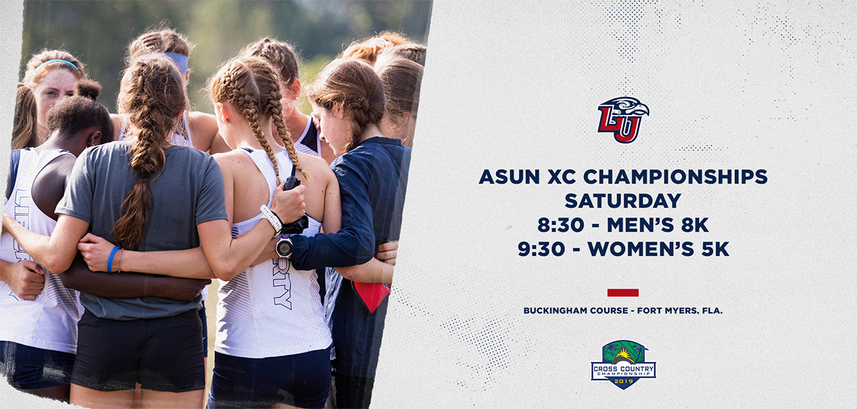 Liberty XC Headed to Sunshine State for ASUN Championships