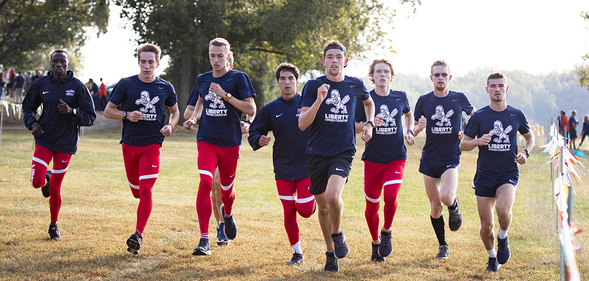 The men's cross country team is ranked a season-high No. 10 in the Southeast Region.