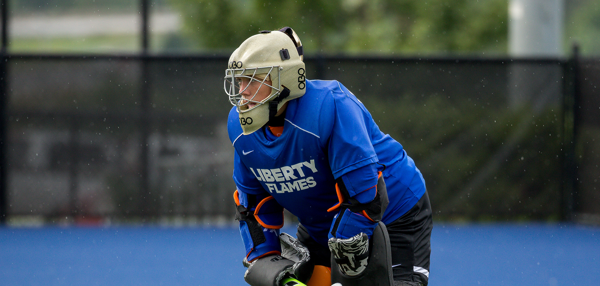 Liberty freshman goalkeeper Allison Schaefer was chosen honorable mention for a second time this season in the final Longstreth/NFHCA Division I Weekly Awards on Tuesday.