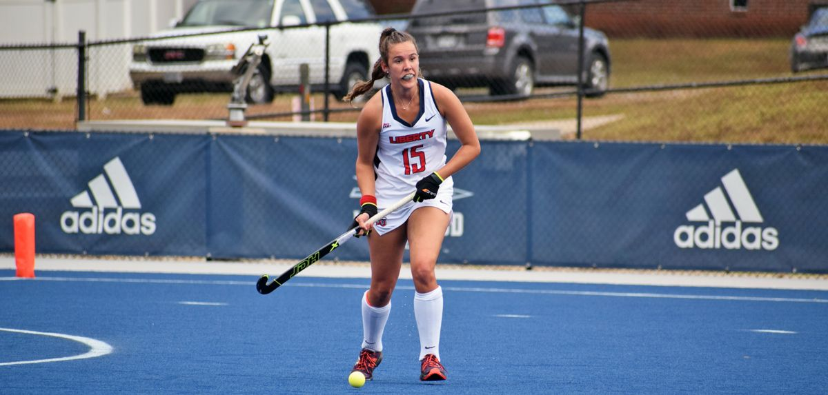 Fortenbaugh scored twice on Sunday at Longwood.