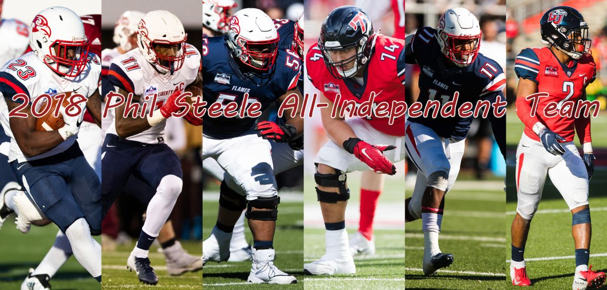 6 Named to Phil Steele All-Independent Team
