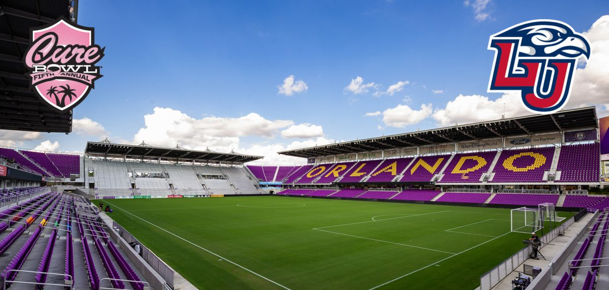 Cure Bowl to be Played at Orlando City Stadium