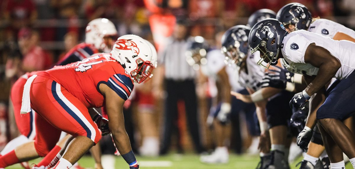 Liberty Adds 2023 Football Game With Old Dominion Liberty Flames