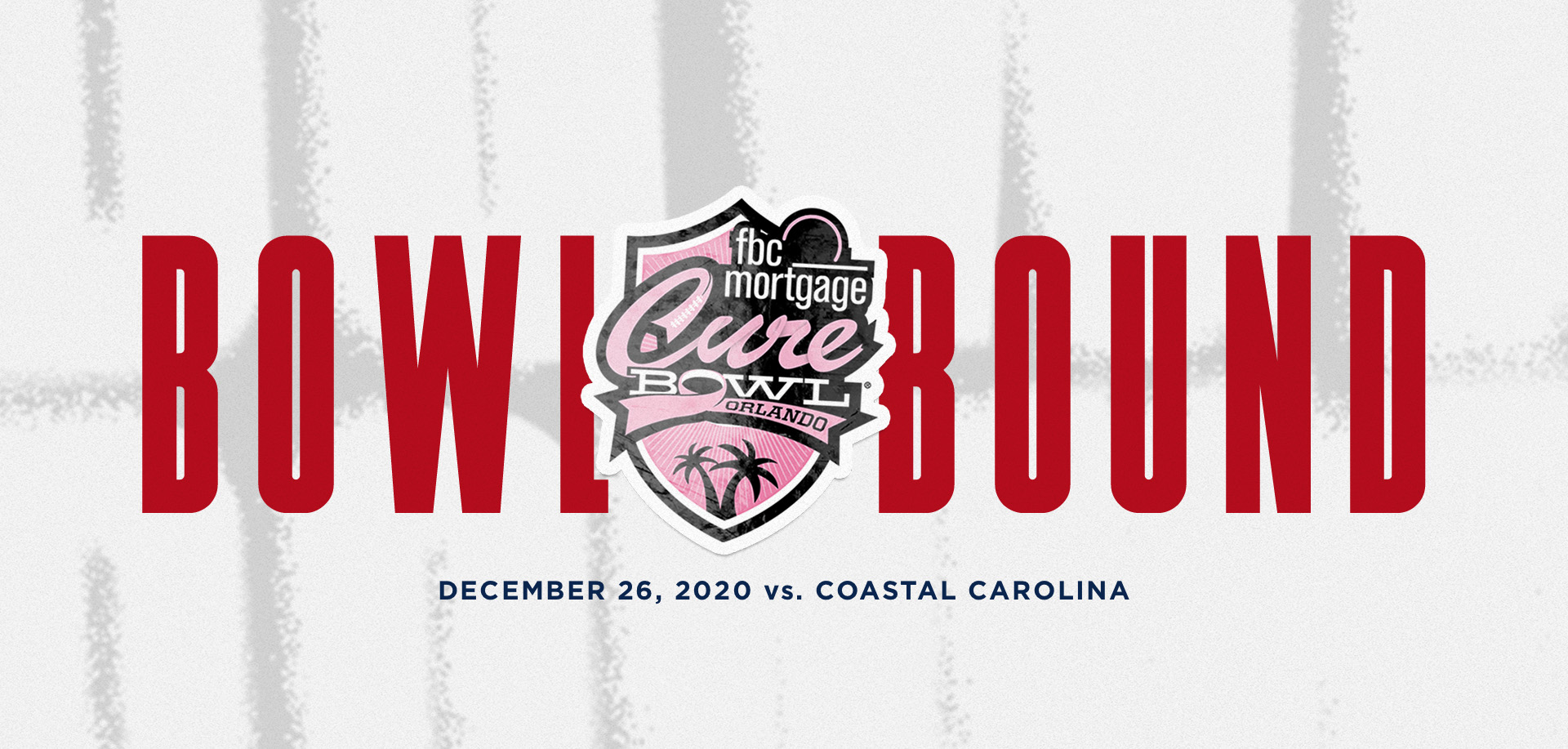 The Flames will look to cap off their best season in program history with a win over No. 9/11 Coastal Carolina in the 2020 FBC Mortgage Cure Bowl on Saturday, Dec. 26.