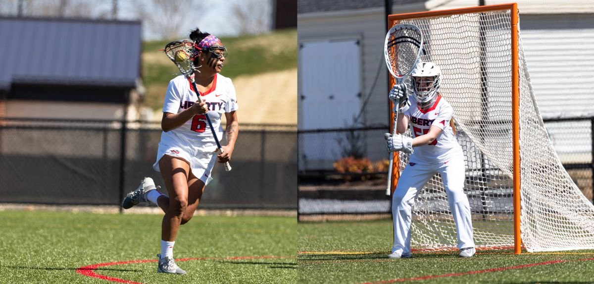 McCaffrey and Widrick Chosen to Play in IWLCA Senior All-Star Game