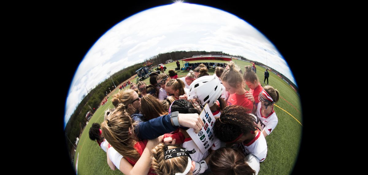 The Liberty women's lacrosse team received academic honors from the IWLCA.