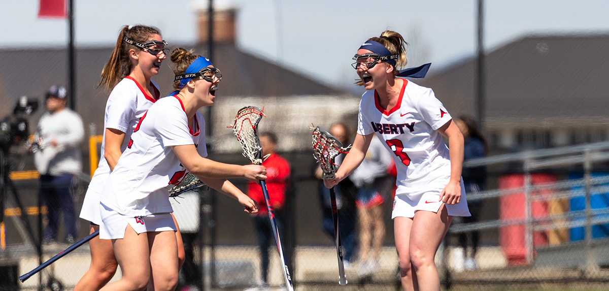 Liberty Women S Lacrosse Releases Spring 2020 Schedule Liberty Flames