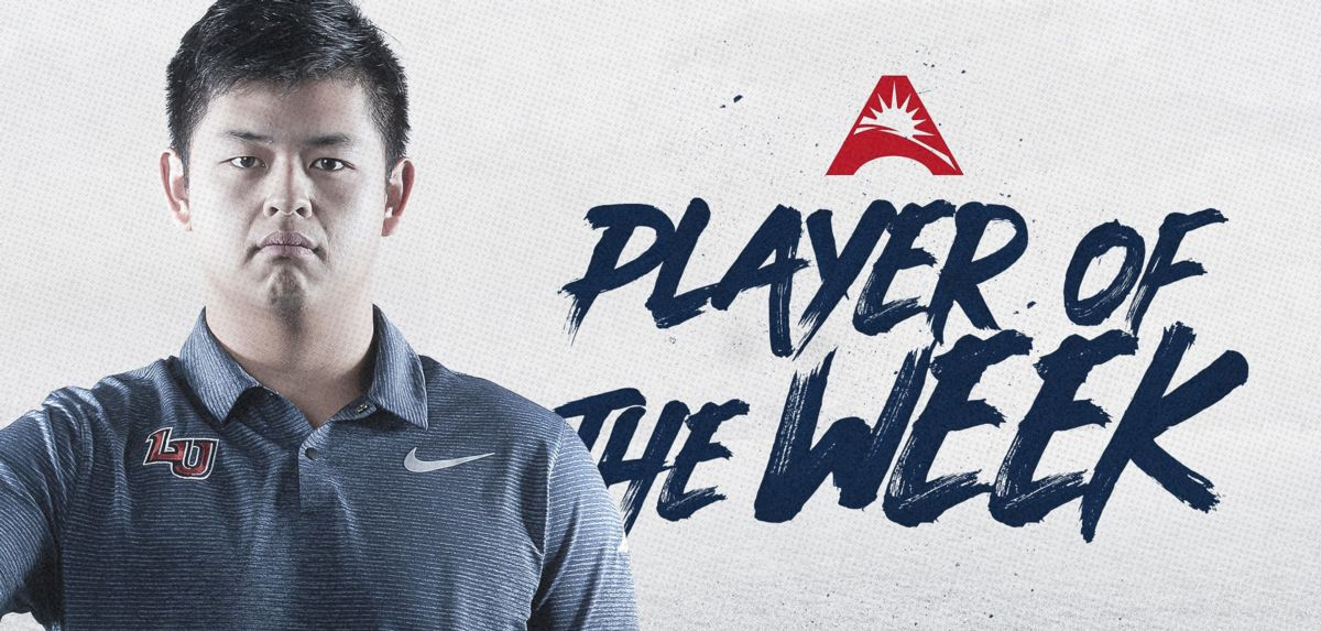 Chang Grabs 3rd ASUN Golfer of the Week Honor