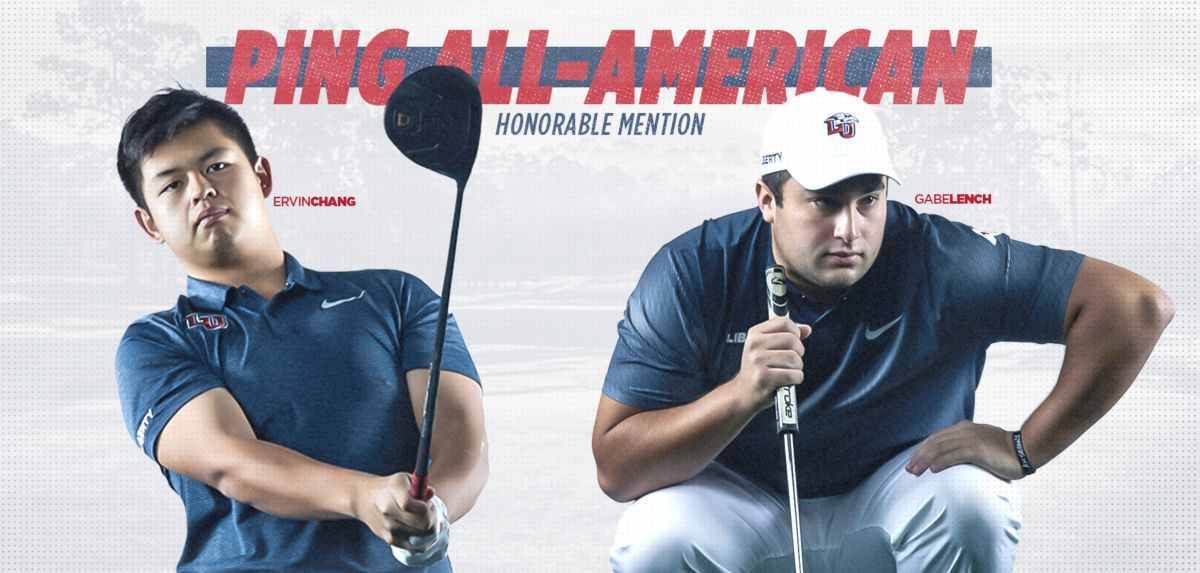 Chang and Lench Named PING All-Americans