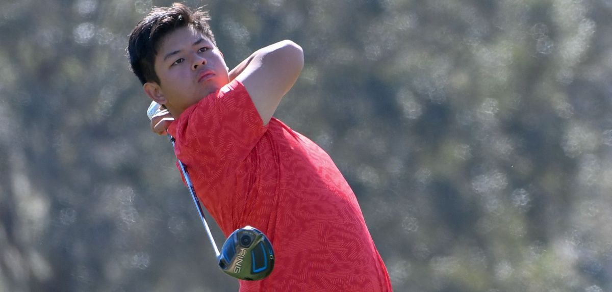 Golf Finishes Mason Rudolph Championship in 3rd Place