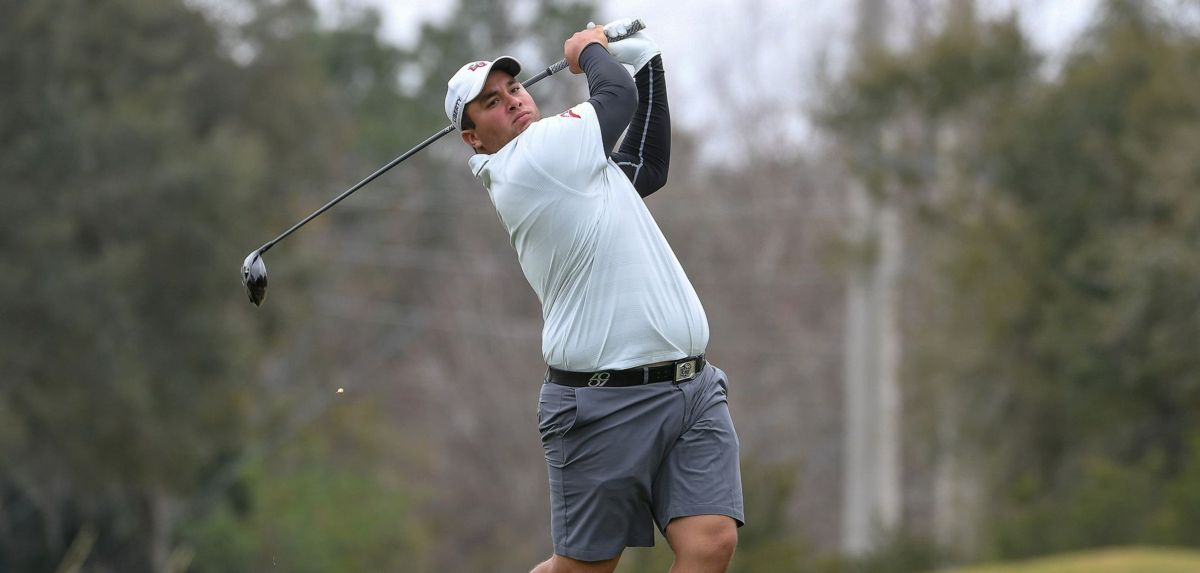 Strong Back 9 Effort Keeps Flames In Contention At Mason Rudolph Liberty Flames