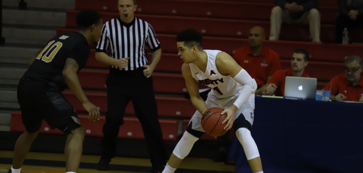 Liberty Opens St. Pete Shootout with Win Over Alabama State