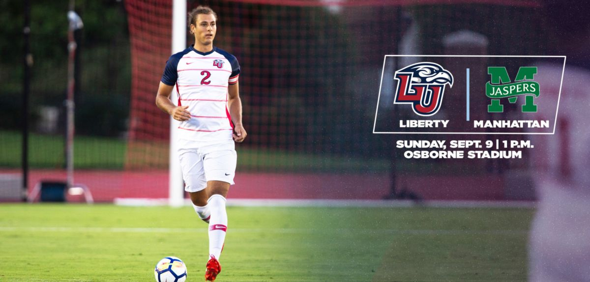 Liberty to Square off With Manhattan, Sunday