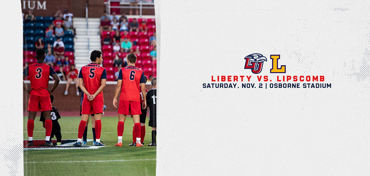 Liberty to Host Lispcomb for Senior Night Saturday