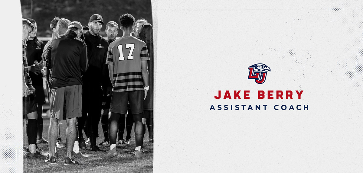 Berry Named Assistant Men's Soccer Coach