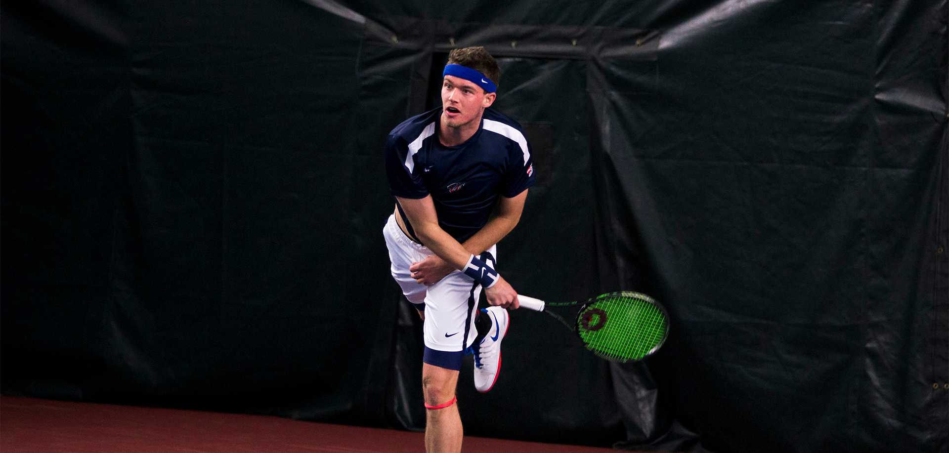 Liberty showed promise in both singles and doubles at the Elon Fall Invitational this weekend.