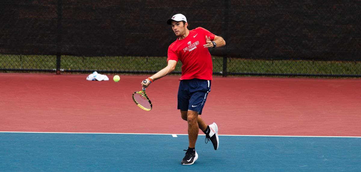 Sturgill won in straight sets on day one of the Duke Invite.