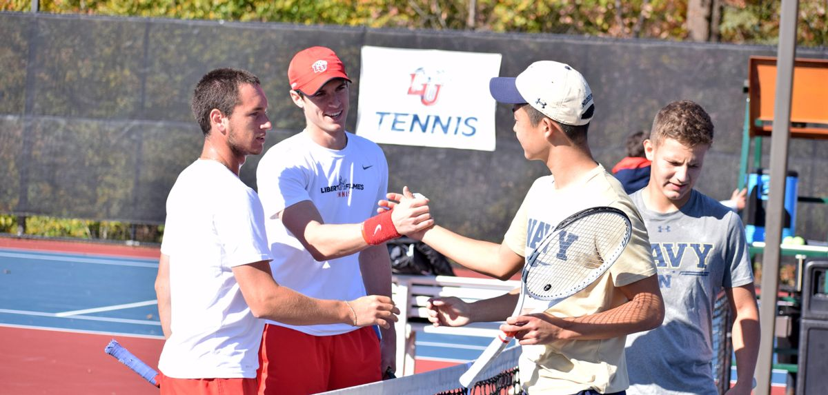 Ferreira and Wilson went 3-0 in doubles this weekend.