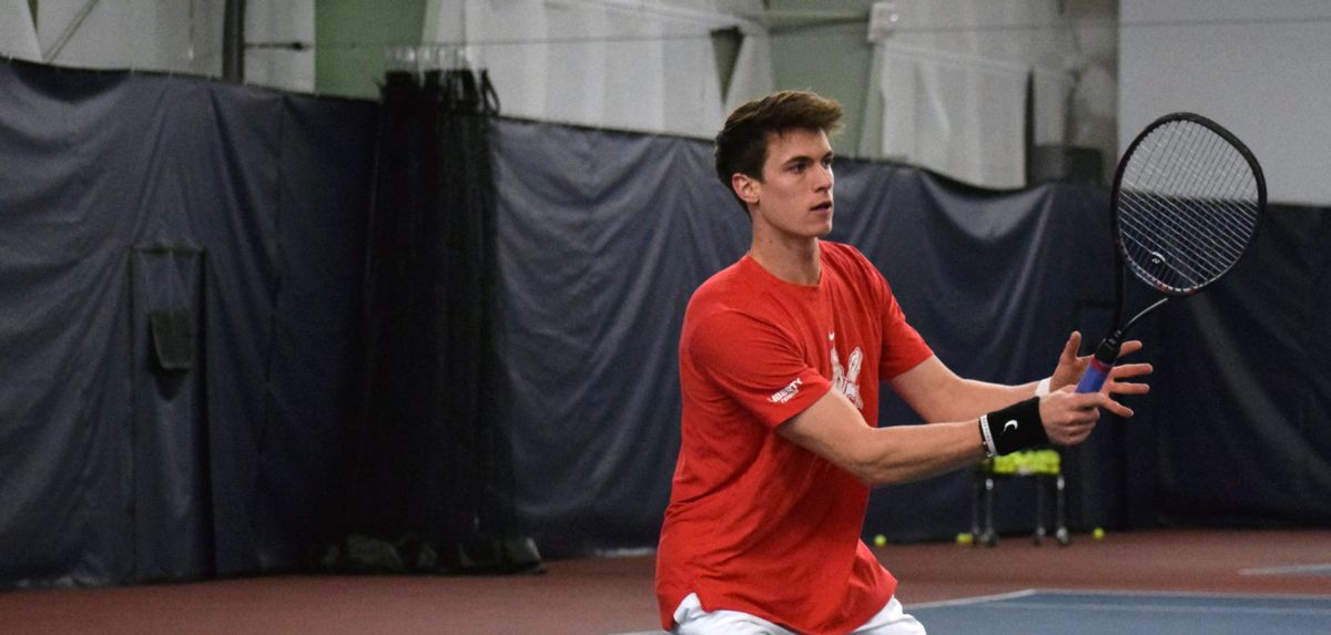 Wilson capped off a 3-0 weekend in singles with a win, Sunday at Princeton.