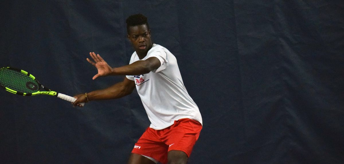 Muamba is the 104th-ranked singles player in the country.