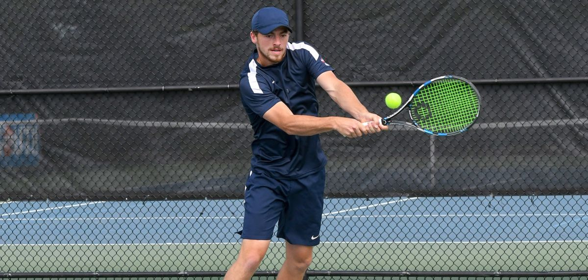 Matheson is the 114th-ranked player in the nation in singles.