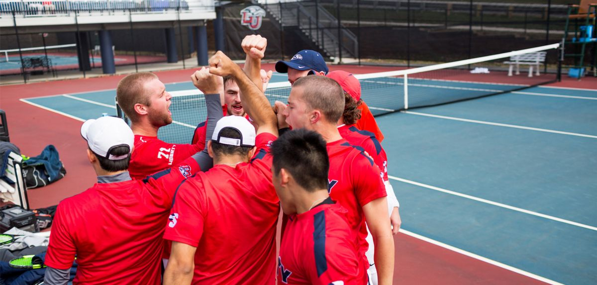 The Flames are alone atop the Big South standings at 3-0 after their 6-1 win over Asheville, Saturday.