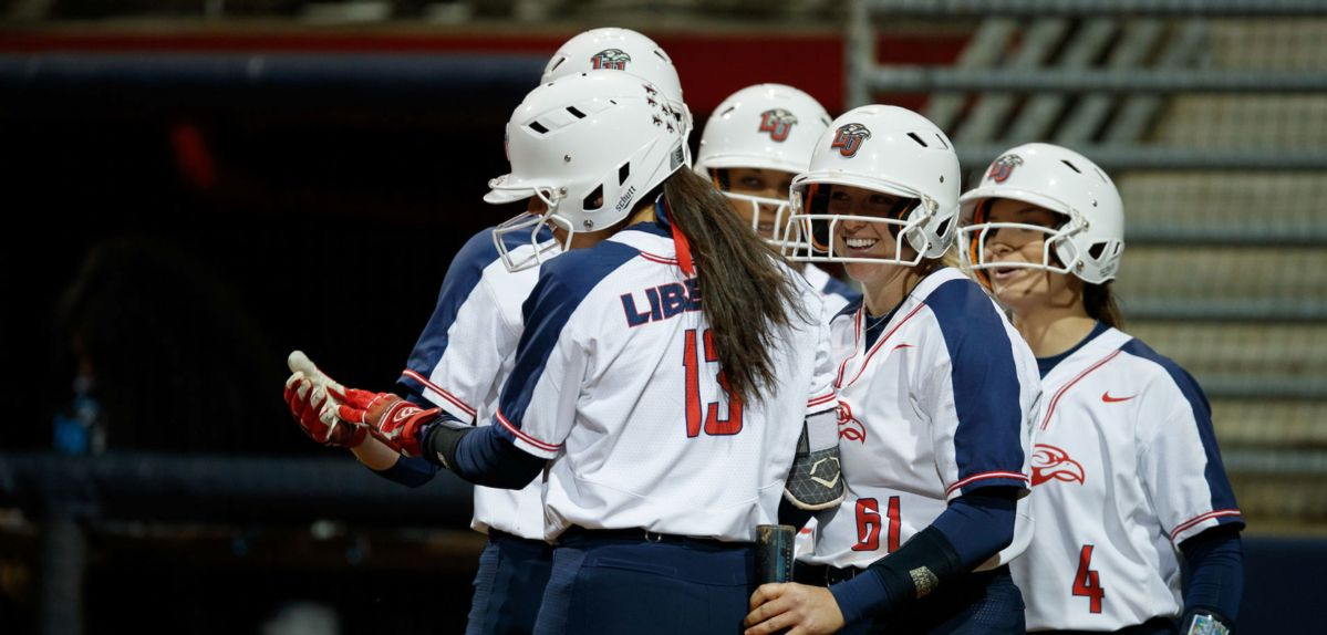 Lady Flames Dominate Delaware State, 20-0