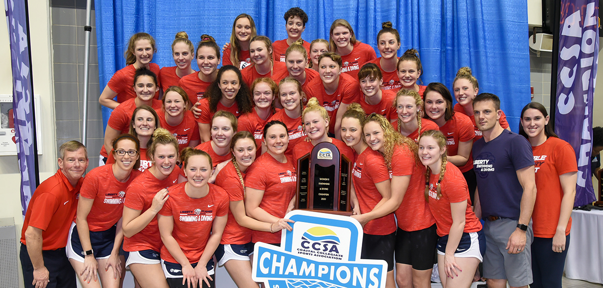 The 2020 CCSA Champion Lady Flames featured five members of the 2011-20 CCSA All-Decade Team.