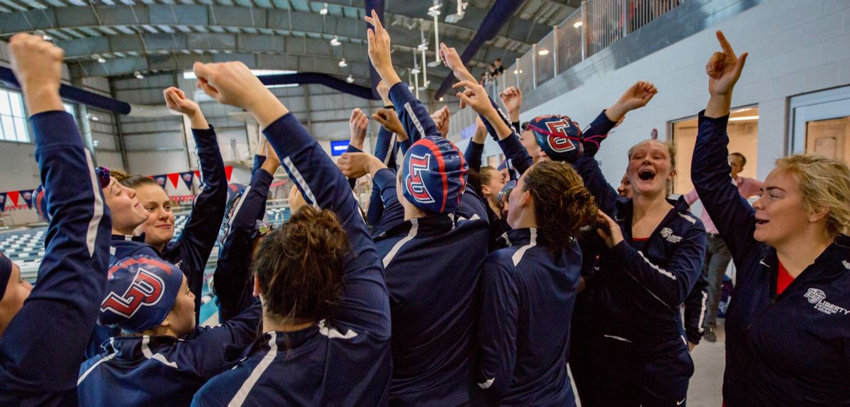 Liberty to Open 2017-18 Swimming & Diving Season at Campbell