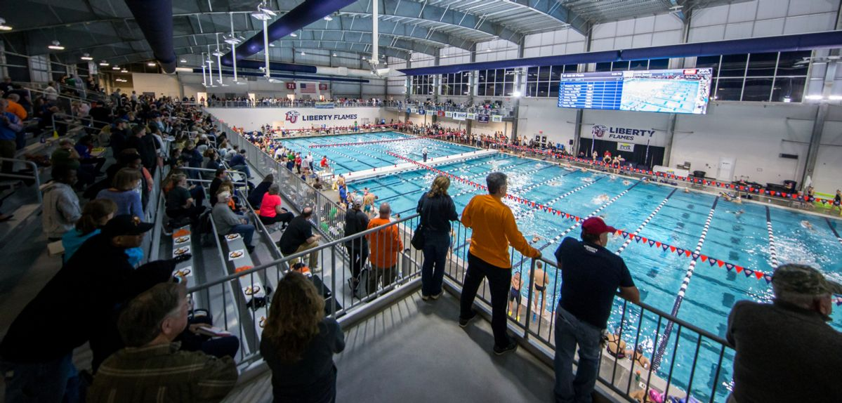 Liberty Announces Installation of Omega Timing System at Liberty Natatorium