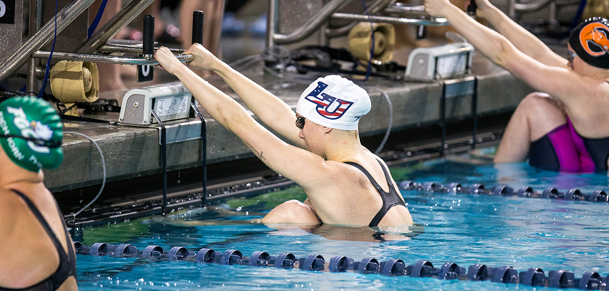 Payton Keiner was named the third CSCAA All-American in program history.