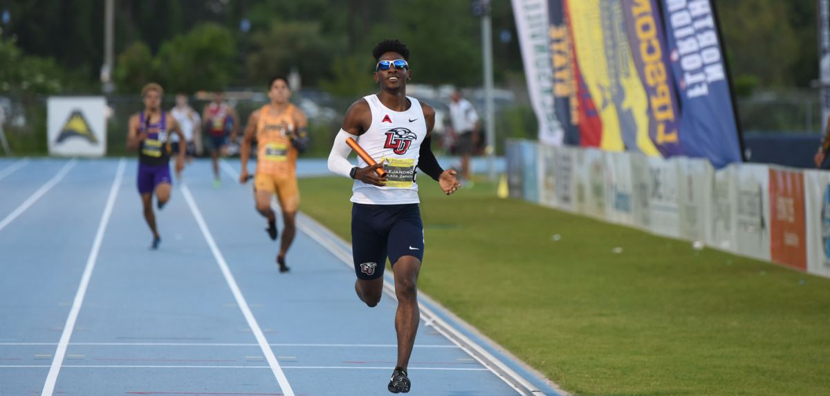 Perlaza Zapata Named ASUN Men's Most Outstanding Track Performer