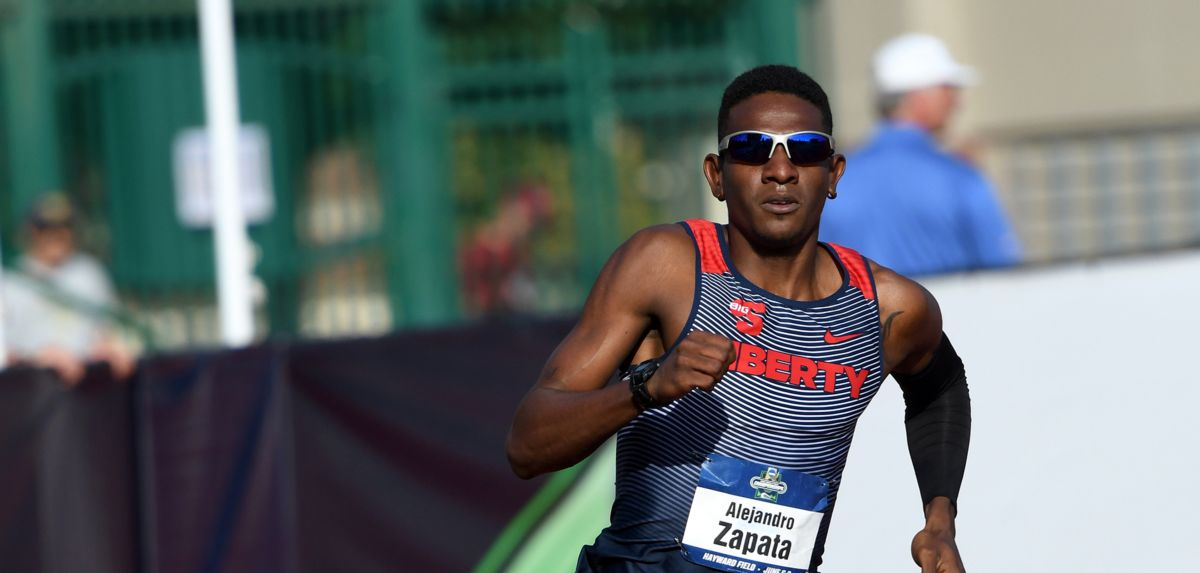Perlaza Zapata Earns CAC Games Bronze Medal