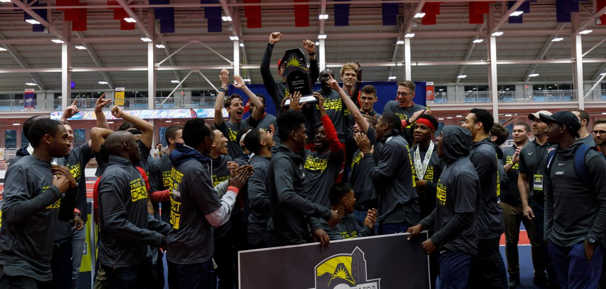 Relive Liberty's First 2 ASUN Titles