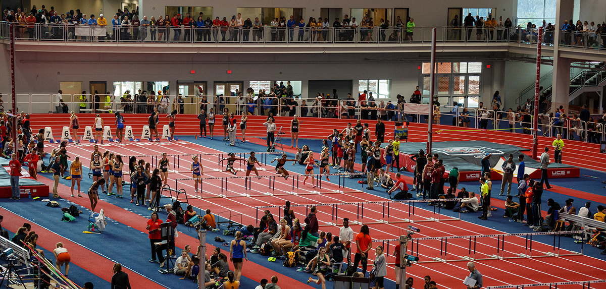 The fifth season of competition at the Liberty Indoor Track Complex will be action-packed.
