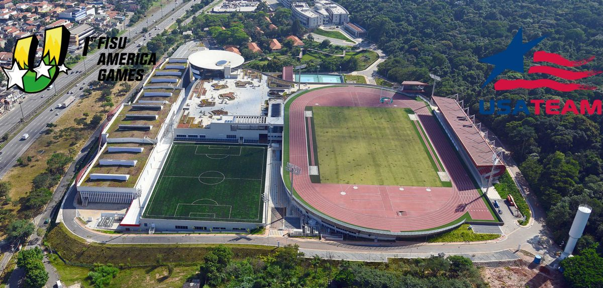 The Brazilian Paralympic Center will play host to the track & field events during the FISU America Games.