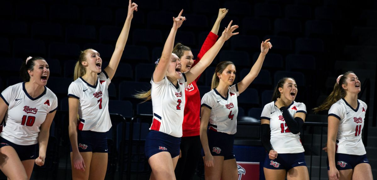 Liberty Announces 2019 Spring Volleyball Schedule
