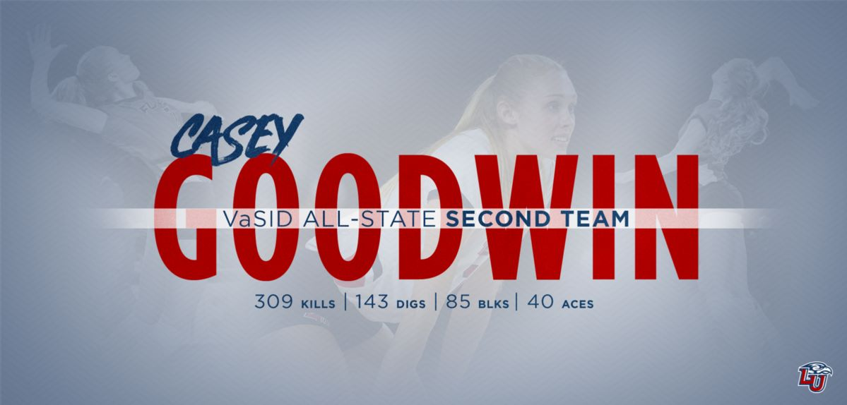 Casey Goodwin was named to the VaSID All-State team for the second year in a row.