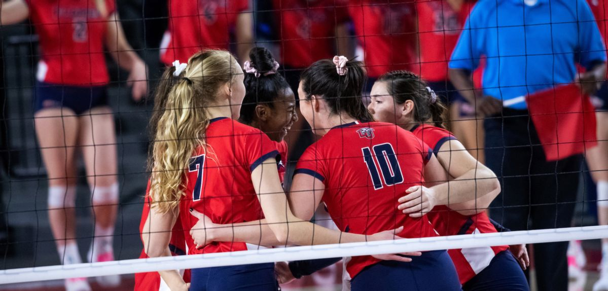 Lady Flames' 6-Match Winning Streak Ends at KSU
