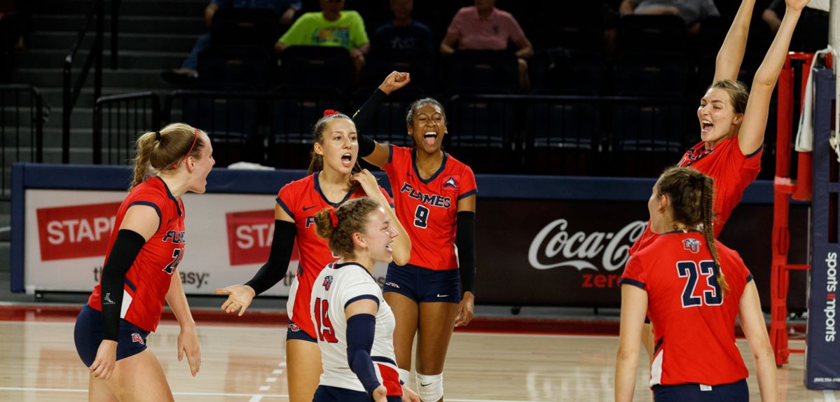 Lady Flames to Host Virginia on Tuesday in Vines Center