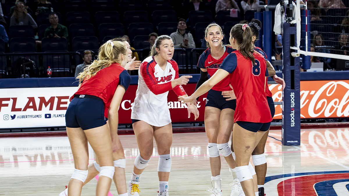 Lady Flames Travel to Face Kennesaw State to Close Out 1st Half of ASUN Schedule