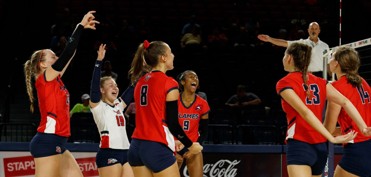 Liberty Volleyball Set for Season-Opening Weekend in Fort Wayne