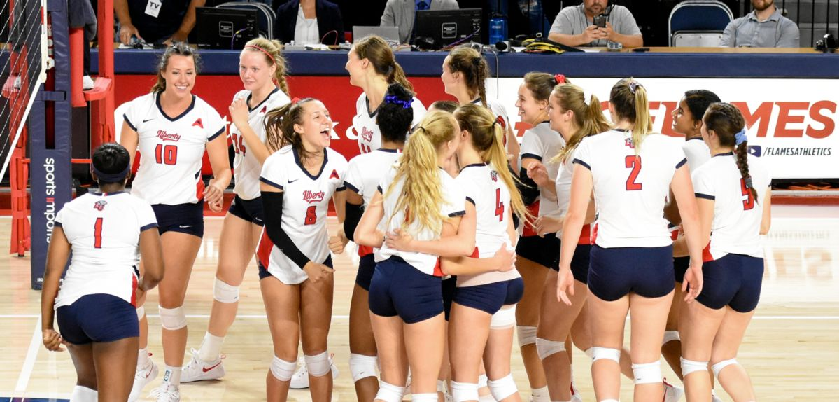 Lady Flames Ready for ASUN Weekend at North Alabama, NJIT