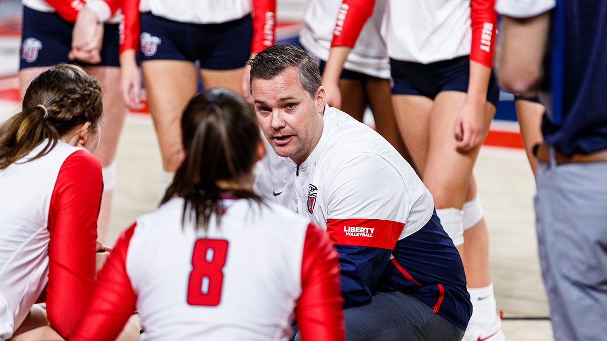 Trevor Johnson was named to VolleyballMagazine.com's Under 40 Coaching Hotshots list.