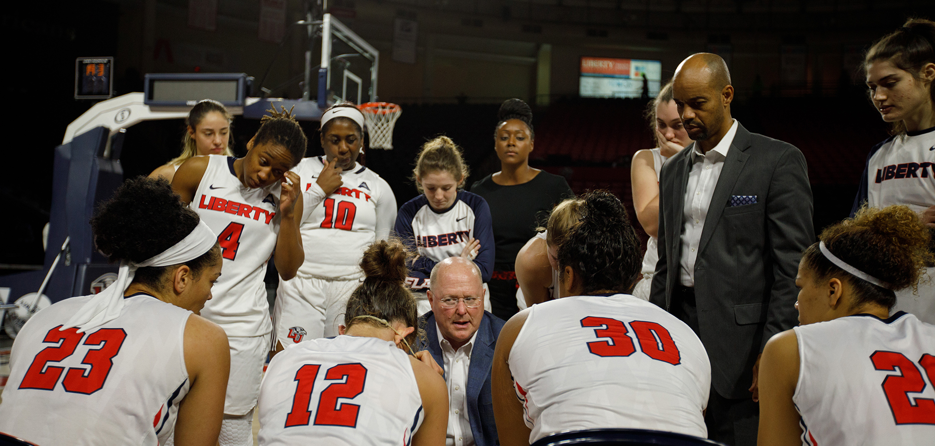 The Lady Flames will return to the court Saturday at 2 p.m., when they play at North Carolina Central.