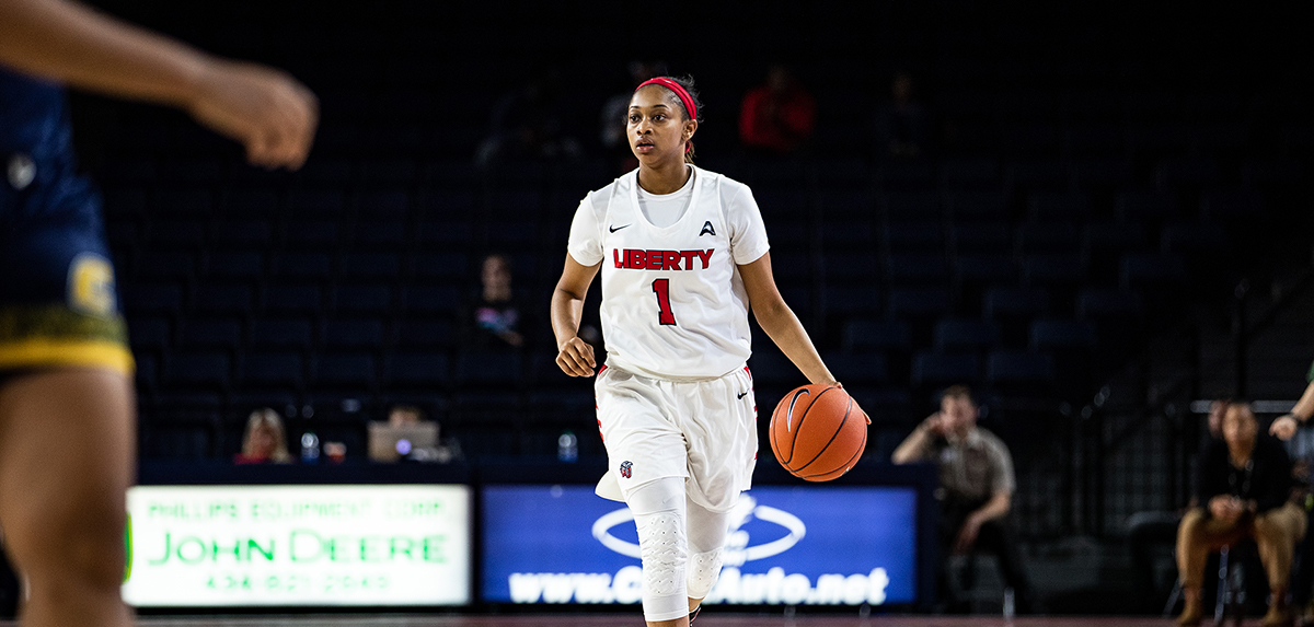 Kennedi Williams and the Lady Flames will play host to UNCG Thursday at 11 a.m.
