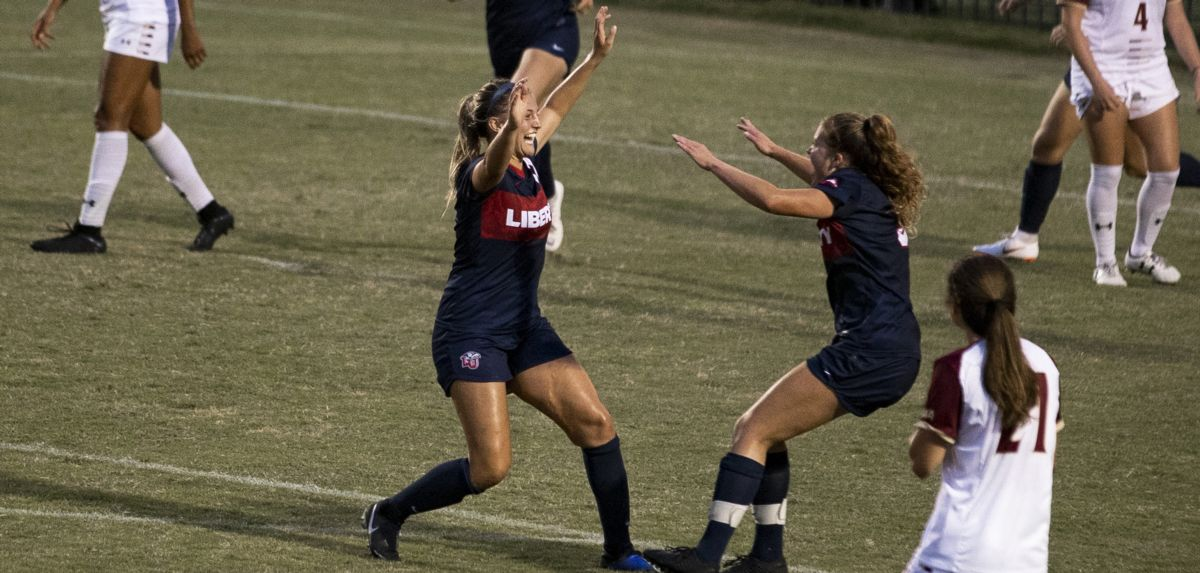 Liberty Opens ASUN Play with a Win at Jacksonville